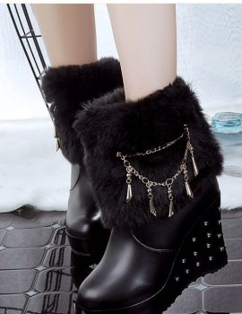 Ankle Boot Women shoe