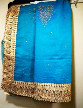 sindhi work saree
