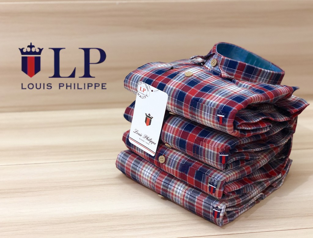 f26be34a581946 Louis Philippe Shirts