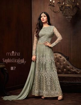 Maisha Anarkali Style Hit Design